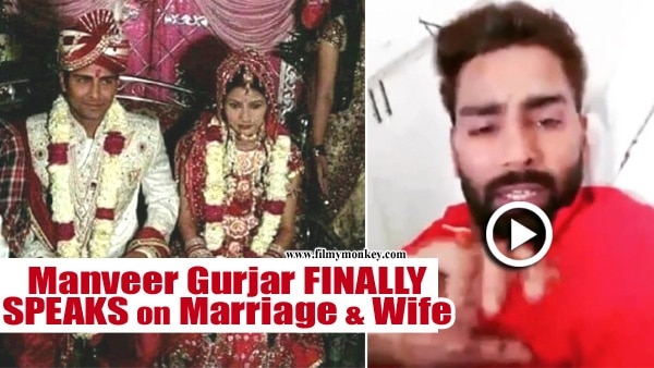 Manveer Gurjar FINALLY REVEALS all about his MARRIAGE & WIFE!