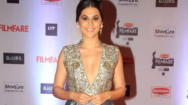 Taapsee Pannu got 'Pink' because of this movie!