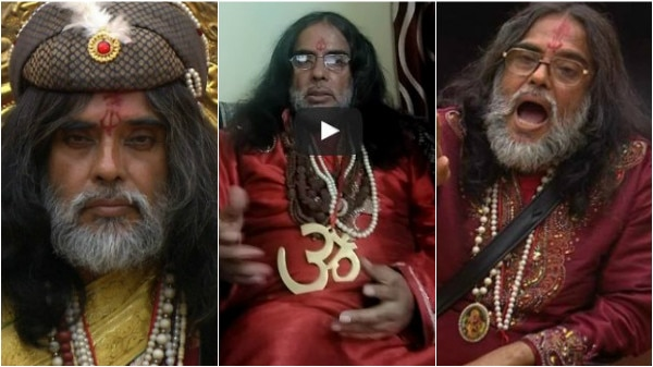 Bigg Boss 10: Swami Om CLAIMS the recent earthquake because he was MISTREATED on the show!