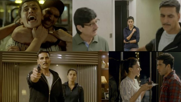 Naam Shabana Trailer: Taapsee Pannu, Akshay Kumar & Manoj Bajpayee will keep you hooked till the end with action and drama!.