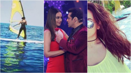 Sonakshi Sinha's pictures from her Maldives VACATION will give you major TRAVEL GOALS!