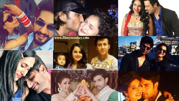 12 Famous TV actors who married or dated older women! In PICS!
