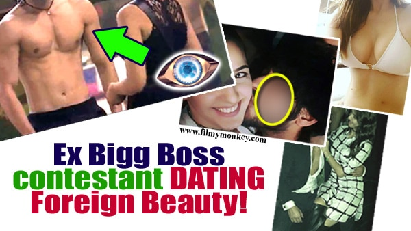 BB 9 contestant Rishabh Sinha DATING foreign beauty Matilda Petrovic! SPOTTED KISSING & getting COZY!
