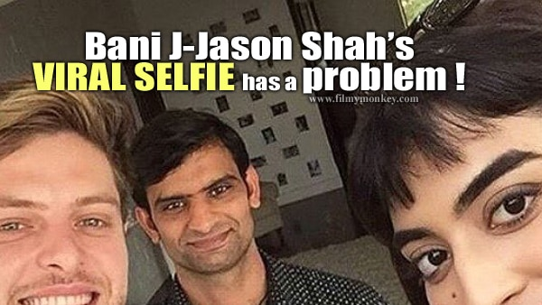 Jason Shah and Bani J's SELFIE goes VIRAL but wait…Did you SPOT the PROBLEM in it yet?