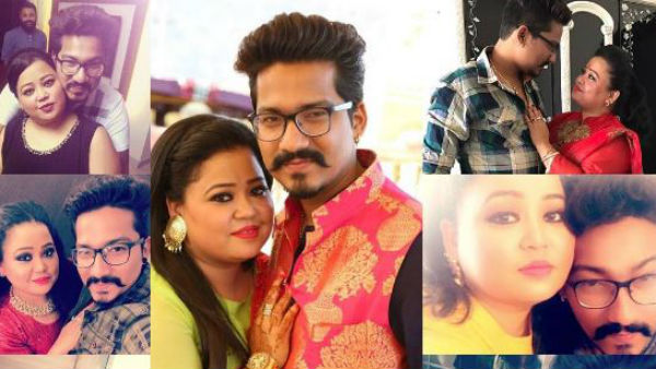 CONFIRMED! Comedian Bharti Singh to tie the knot with BOYFRIEND Haarsh by the end of 2017; Says she is excited to get married!