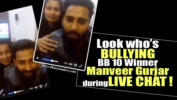 See who BULLIED Manveer Gurjar during first LIVE chat; Speaks on his Bollywood entry & more…!