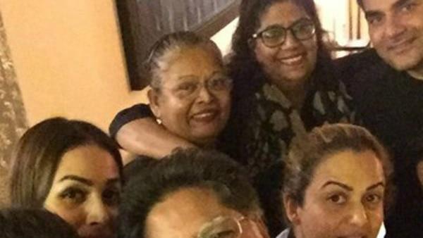 Malaika Arora REUNITES with estranged husband Arbaaz Khan for her Father!
