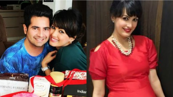 SEE PICS: TV actor Karan Mehra's wife Nisha Rawal shares GORGEOUS PIC of her BABY BUMP!