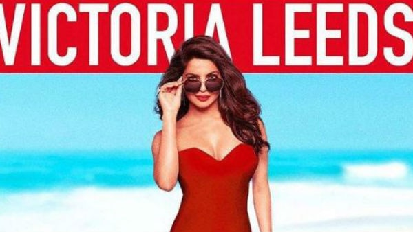 #Baywatch: PeeCee stuns as Victoria Leeds in new poster