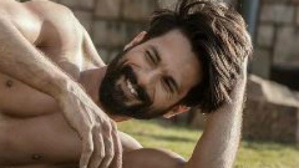 This SHIRTLESS picture of Shahid Kapoor will make your every morning a good one!