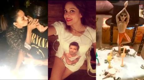 Bipasha Basu's SURPRISE pre-birthday bash for hubby Karan Singh Grover in Goa!