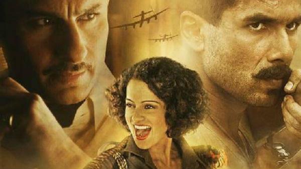 'Rangoon': An impressively immersive film