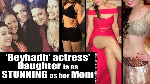 The daughter of this stunning 'Beyhadh' actress is the talk of the town now!