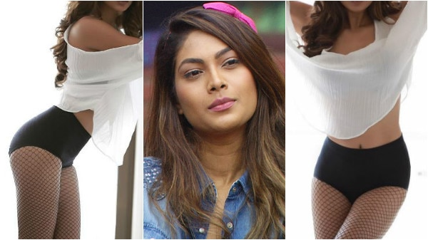 PICS: 'Bigg Boss 10' contestant Lopamudra Raut's SIZZLING photoshoot is a treat to fans!