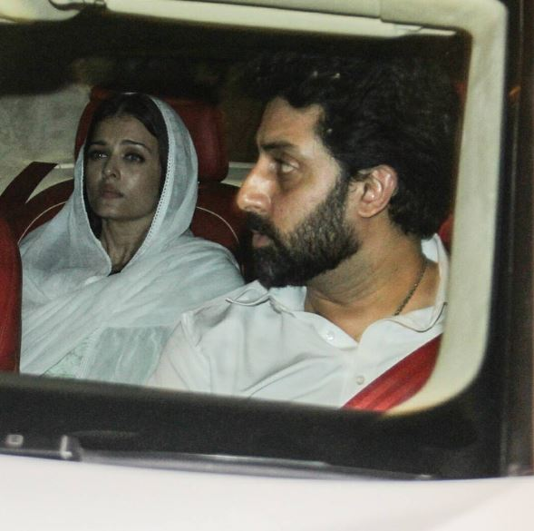 Bollywood actress Aishwarya Rai Bachchan is bereaved as her father Krishnaraj Rai, who was admitted to Lilavati Hospital two weeks ago, passed away on Saturday[PIC CREDIT: Instagram]