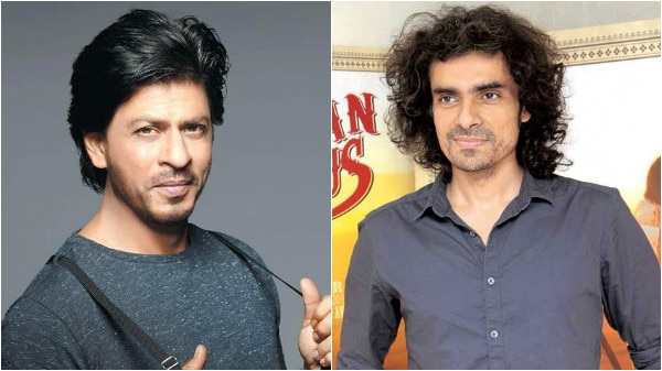 Shah Rukh Khan's 'late night' discussions with director Imtiaz Ali on the sets of their next!