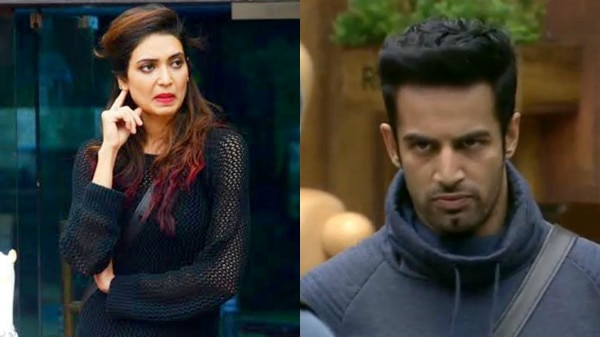 Upen Patel ACCUSES EX- LOVER Karishma Tanna for USING him!