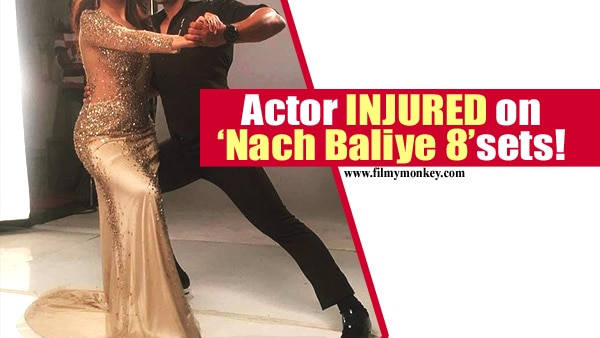Nach Baliye 8: Dipika Kakar's boyfriend Shoaib Ibrahim injured on the sets!