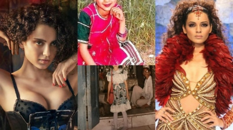Birthday special: RARE & UNSEEN childhood PICS of Kangana Ranaut going VIRAL on internet!