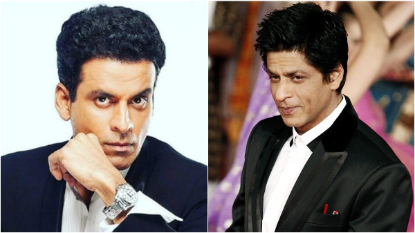 'Naam Shabana' actor Manoj Bajpayee says, 'Shah Rukh Khan possess a star charisma that I don't have'!