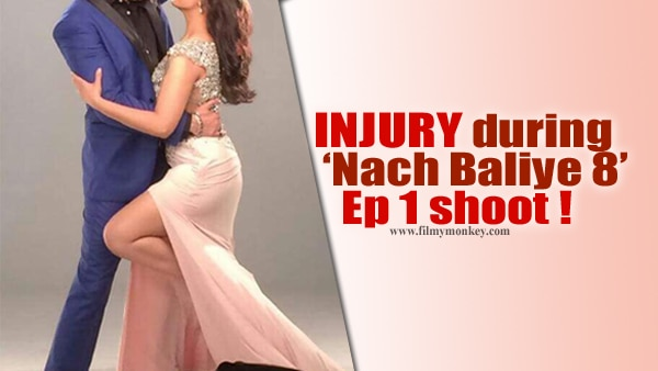 Nach Baliye 8: Pritam Singh's wife Amanjjot Siingh injured on Day 1 shoot!