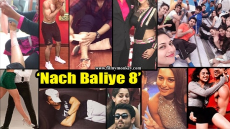 Nach Baliye 8: FUN times, INJURIES & BONDING…Celebrities BEHIND THE SCENE on sets!