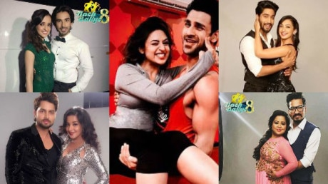 Nach Baliye 8: From Divyanka-Vivek, Sanaya-Mohit to Bharti-Harsh; Meet the FINAL 10 JODIS of the couple dance reality show!