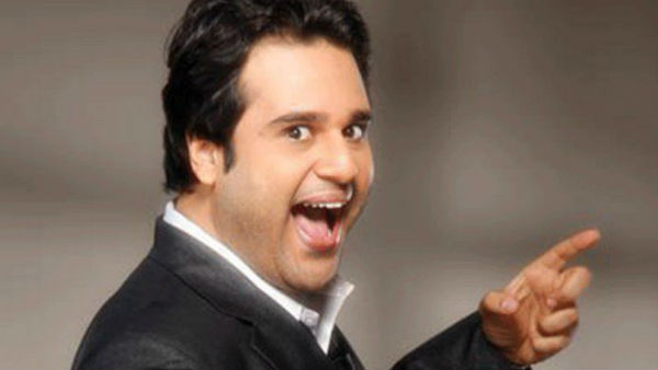 Comedian Krushna Abhishek feels it's not in Indian blood to take JOKES on themselves!