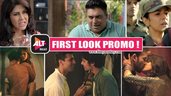 ALT Balaji FIRST LOOK Promo: Watch & Read details of new shows launching on 16th April