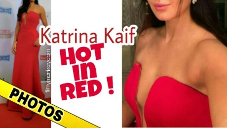 Hello Hall Of Fame Awards 2017: Katrina Kaif SMOKING HOT in RED at the event!