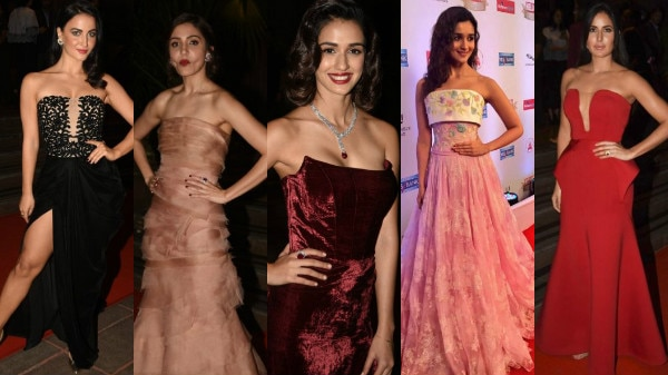 Hello! Hall of Fame Awards 2017: IN PICS- Alia, Katrina, Anushka & other Bollywood DIVAS at their GLAMOROUS BEST on the RED CARPET!