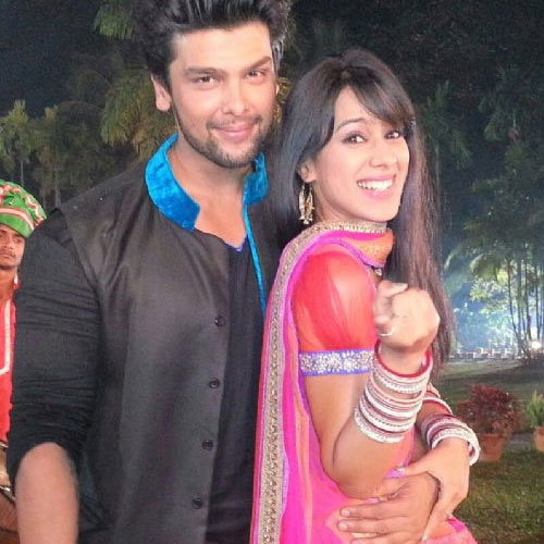 Kushal and Nia in 'Ek Hazaaron...'