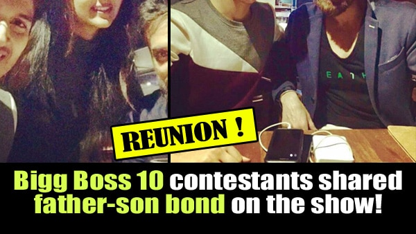 Rohan Mehra gets girlfriend Kanchi Kaul to meet Rahul Dev, his 'Bigg Boss 10' co-contestant!