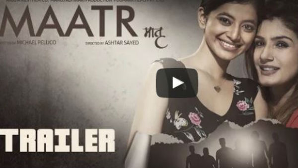 Raveena Tandon's comeback movie 'Maatr' trailer will surely keep you intrigued!