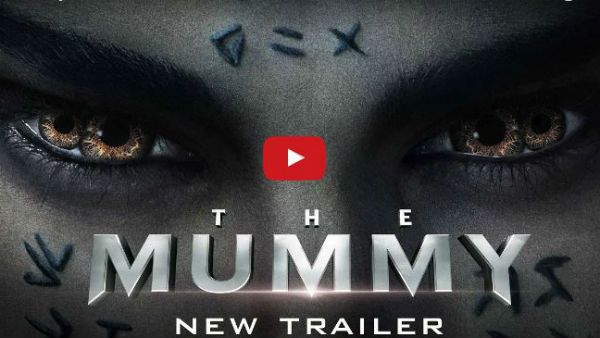 The Mummy trailer: Tom Cruise battles gods and monsters!