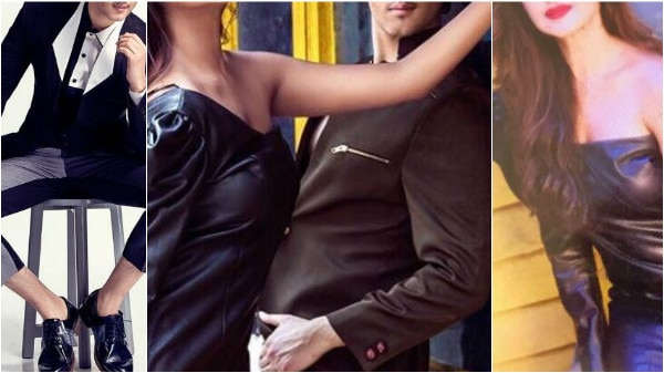 SEE PIC: Rohan Mehra's & girlfriend Kanchi Singh looks ADORABLE in first photoshoot TOGETHER!