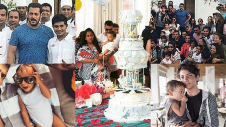 Salman Khan and his family's Maldives trip is over but pics aren't!