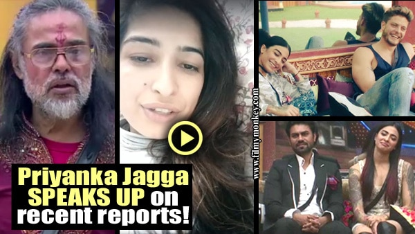 Priyanka Jagga Muise REACTS to reports of DATING Swami Om with a VIDEO message!