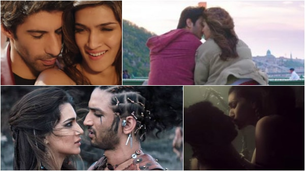 'Raabta' trailer: Sushant-Kriti's MAGICAL chemistry & 'Neerja' fame Jim Sarbh steals the show in this timeless love story!