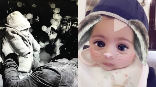 WATCH: This video of Fawad Khan's baby girl Elayna as a cute Bunny is adorable!