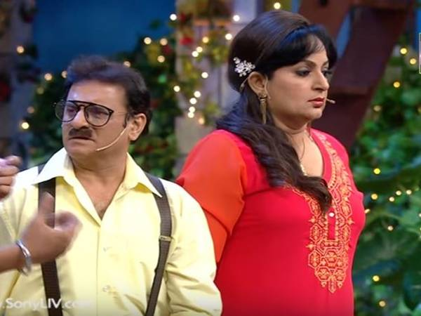 Upasana Singh recently made her comeback on 'The Kapil Sharma Show'