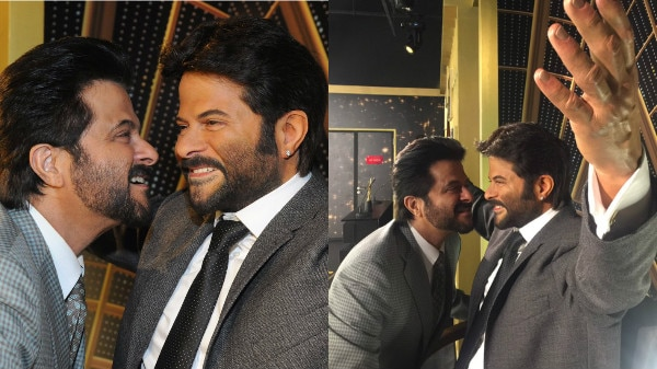 SEE PICS: Anil Kapoor unveils his WAX STATUE in Madame Tussauds!
