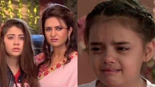 Yeh Hai Mohabbatein: UGLY CAT FIGHT between Ruhi aka Aditi Bhatia & Pihu aka Ruhanika's mom on set!