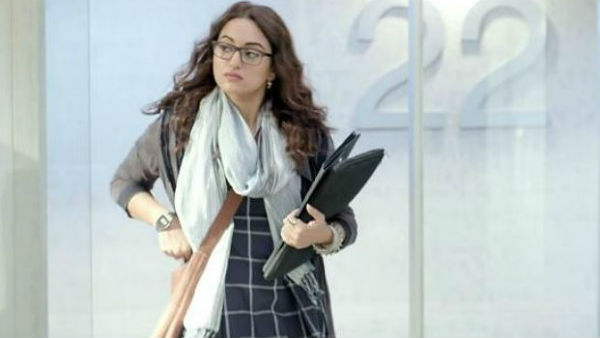 'Noor' MOVIE REVIEW : Sonakshi Sinha starrer says so much without seeming to say anything!