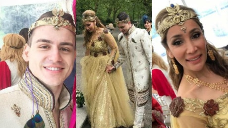 IN PICS: Ex Bigg Boss contestant & 'holy mother' Sofia Hayat gets MARRIED; Here's the complete WEDDING ALBUM!