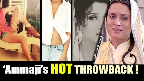 49 year old Krutika Desai Khan in her sizzling throwback avatars!
