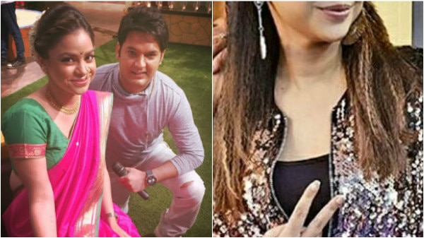 'The Kapil Sharma Show' actress Sumona Chakravarti aka Sarla gets a stylish MAKEOVER for the show!