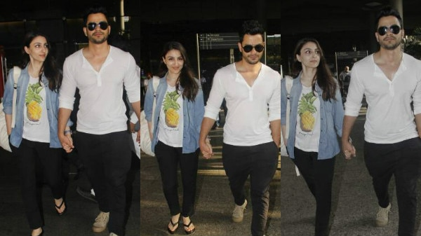 IN PICS: Pregnant Soha Ali Khan looks radiant and HAPPY with Kunal Kemmu!