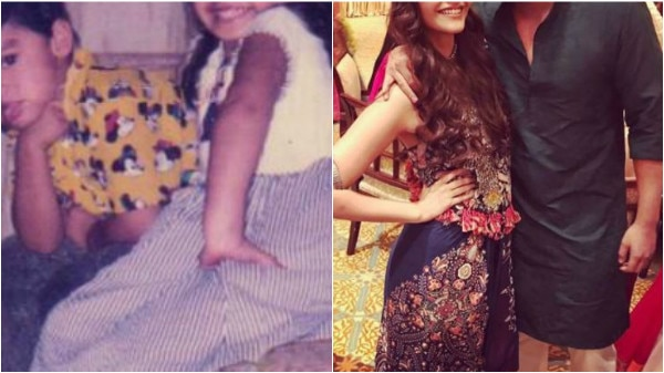 This CUTE childhood pic of Sonam Kapoor and cousin Arjun Kapoor is just TOO ENDEARING!