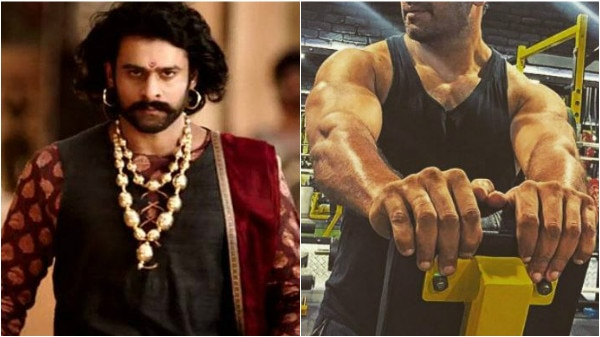 Baahubali 2: TV actor Sharad Kelkar is the voice behind Prabhas' character 'Bahubali' in the Hindi version!